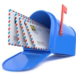 Business mailing address box