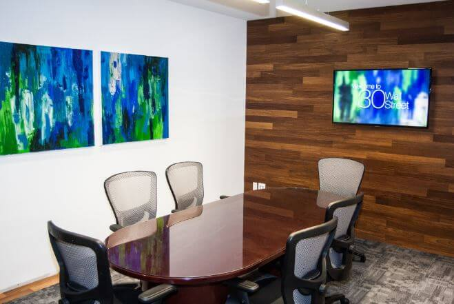 New York Virtual Office | 30 Wall St. 8th Floor, New York, NY 10005 | $99  All Inclusive